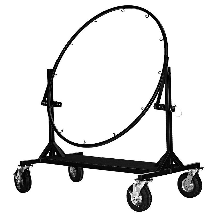 Marching Band Carts - Percussion Tilt Lock Bass Drum Frame
