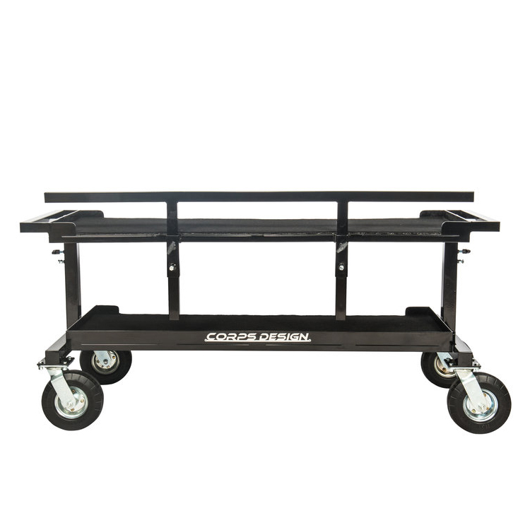 Marching Band Carts - Percussion Synthesizer Frame