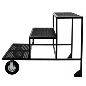 Marching Band Carts - Visual Stage Box Steps