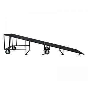 Marching Band Equipment - Visual Ramp For Stage Boxes