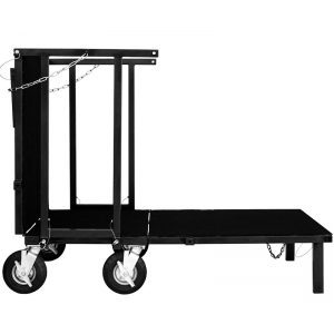 Marching Band Carts - Visual Stage Riser/Box Crate