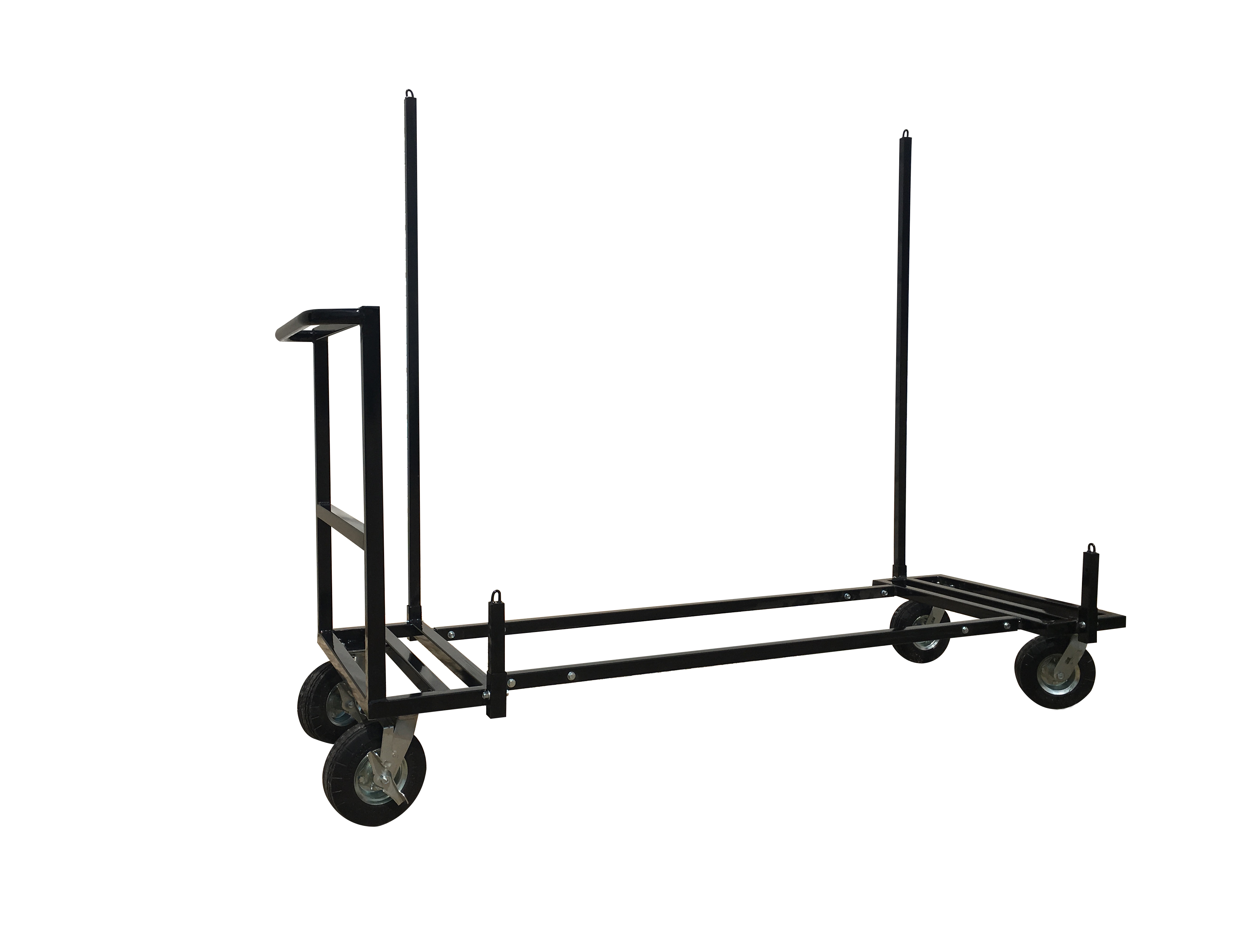 Marching Band Carts - Visual Sideline Screen Cart